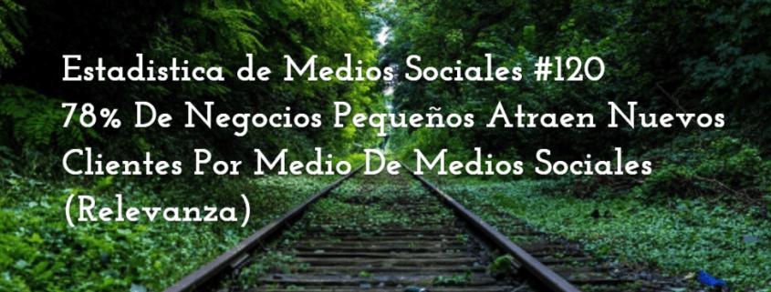 estadisticas de los medios sociales
