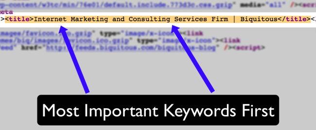 Palabras-clave-en-Etiqueta-de-Título-SEO-Onpage SEO Onpage - Keyword Density a Frecuencia de palabras clave